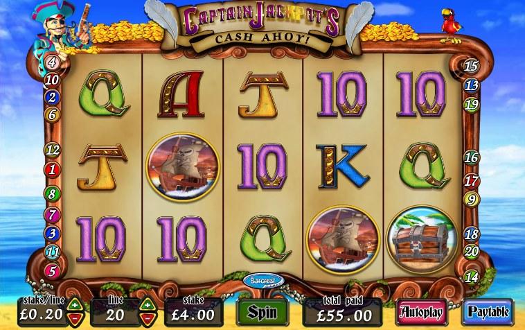 Free No Deposit Slots
